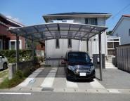 Vol.6 外構&ガーデンリフォーム!雑草防除とサニージュ・スタイルコートで機能的な空間に!