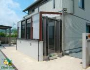 Vol.21 LIXIL ガーデンルームココマのある暮らし&玄関ポーチのリメイク