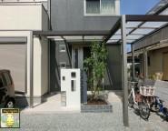 Vol.12 玄関前のリメイクと追加!プラスGによる使い勝手の良い玄関まわりと駐輪場