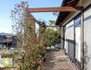 Vol.1 いろいろリフォーム!掘り込みガレージシャッター&中庭&建物外壁