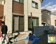 Vol.10 施工中・玄関アプローチと前庭リフォーム!プラスGとガーデンルームココマⅡ!