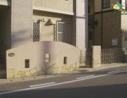 Vol.1 リメイク工事 建物にマッチした門柱へ