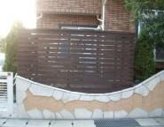 Vol.19 木製フェンスのリニューアル・・・目隠し板塀